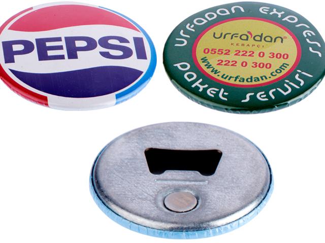 Magnetli buton Açacak - MGA 401