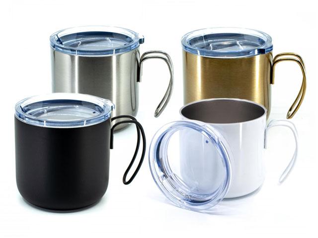 Çelik Bardak (240 ml) - TM 5158