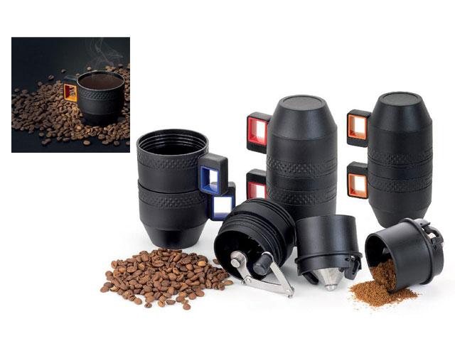 Öğütücülü Manuel Kahve Makinası - MT 8135