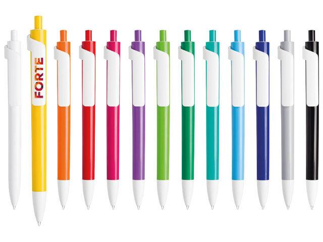 Lecce Pen Plastik Kalem - PBK 602 FORTE
